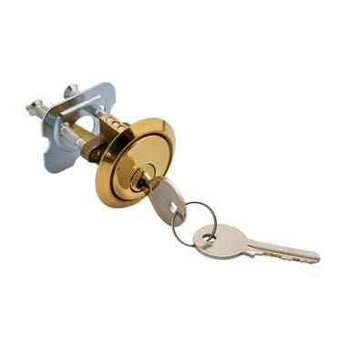 Nightlatch Cylinder Brass