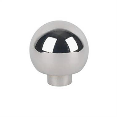 Ball Top Cabinet Knob 32 mm Polished Chrome