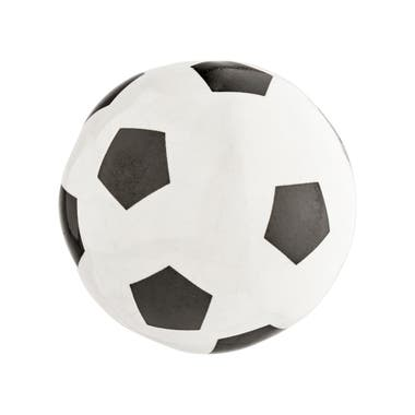 Ceramic Football Cabinet Knob