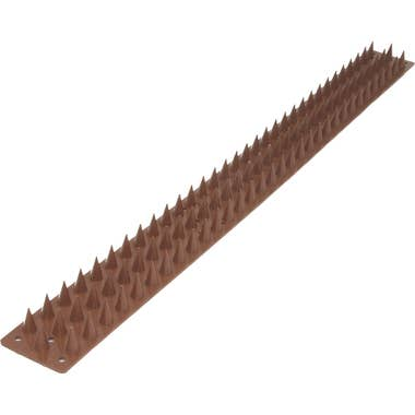 Brown Wall Spikes 500mm