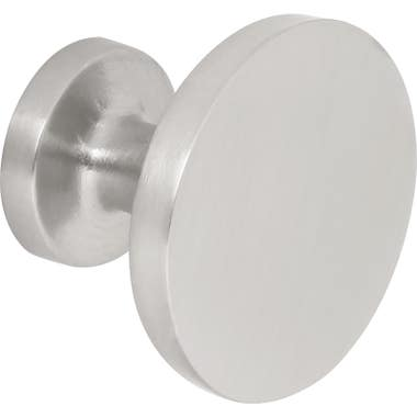 Classic Cabinet Knob 30mm Satin Nickel
