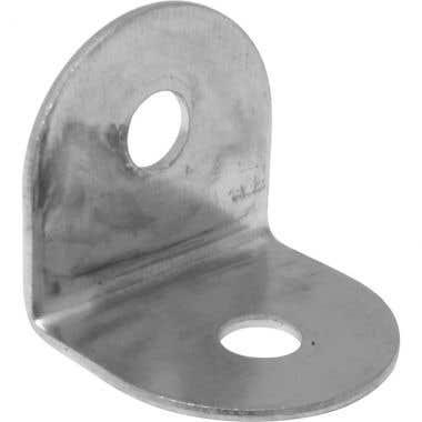 Angle Braces 19mm X 19mm Zinc Plated
