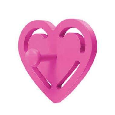 Single Robe Heart Hook Kids - Lilac/ Purple