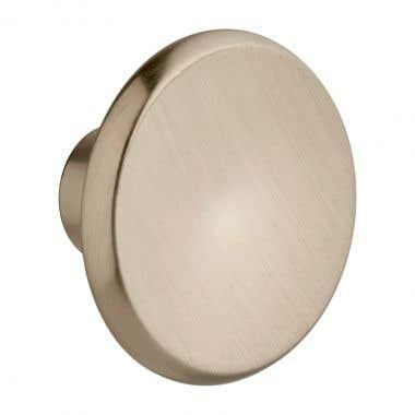 Conclave Cabinet Knob 38mm Satin Nickel