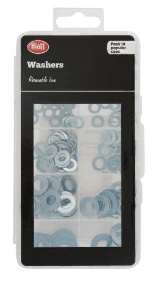 Value Kit Flat Washers