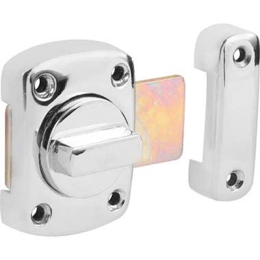 Thumbturn Lock 40mm Polished Chrome