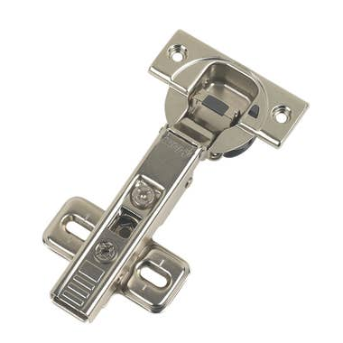 Blum Steel Blumotion Soft-Close Clip-On Concealed Hinges 110 Degree