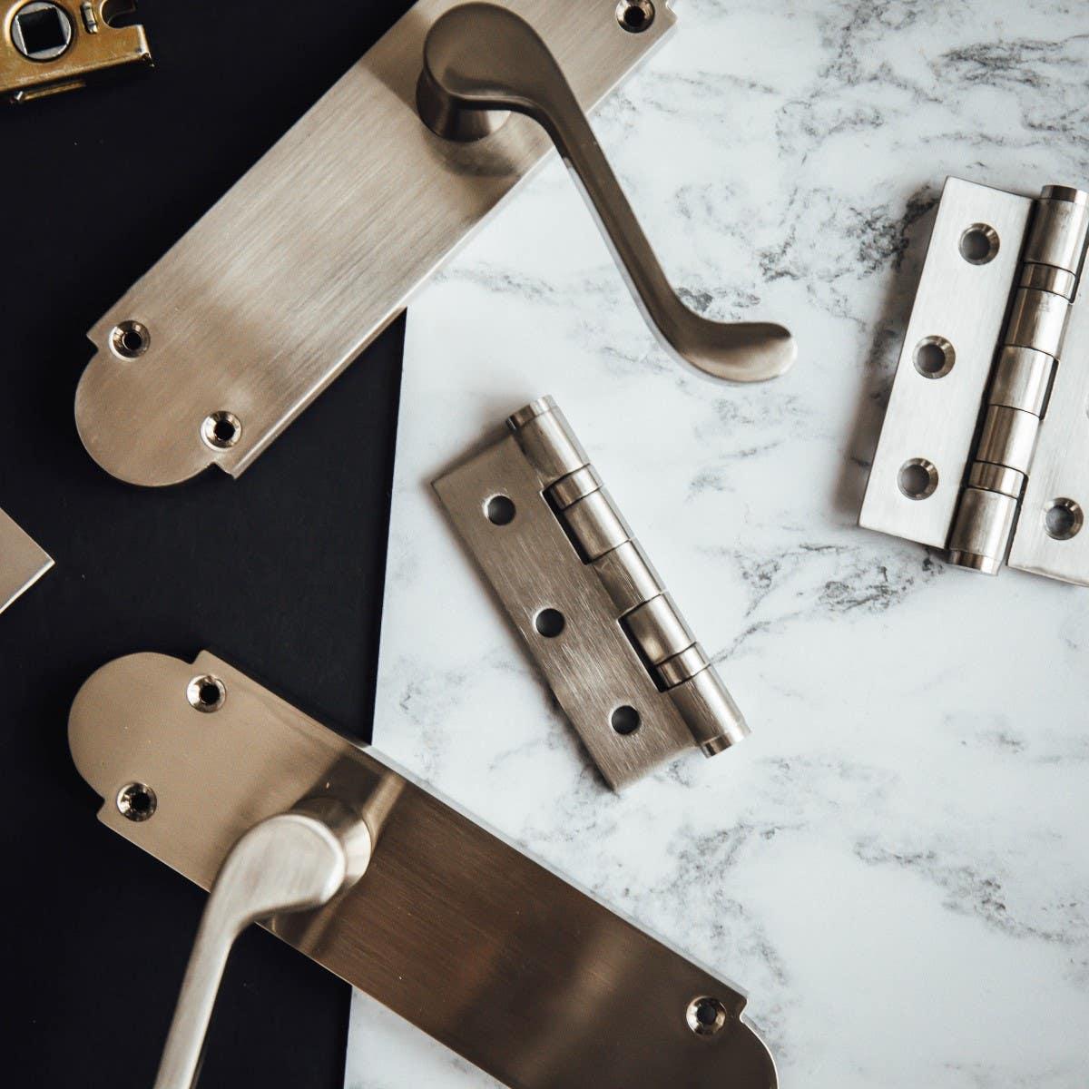 What is door hardware
