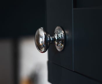 Chrome cabinet knobs category