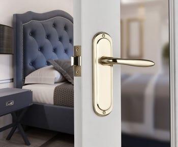 Bedroom door handles category