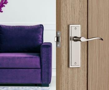 Door handles on Backplate category