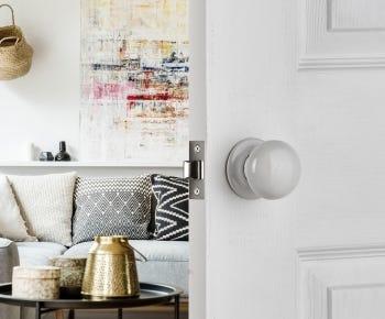 Ceramic door knobs category