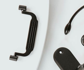 Black drawer handles category