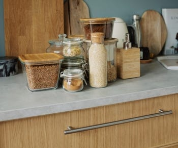 Kitchen drawer handles category