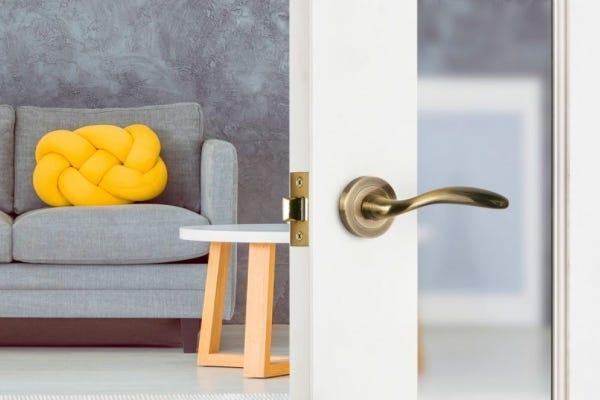 How To Clean Brass Door Handles