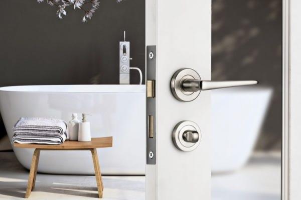 Bathroom Door Lock Types