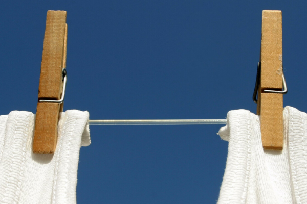 How to Hang Your Washing