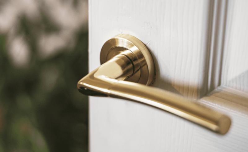 Door handle parts names