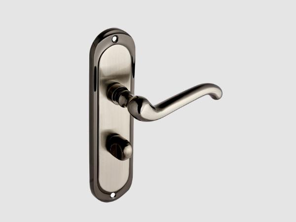 Lever Backplate Door Handles
